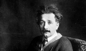 Albert Einstein: he was an introvert. What about you?